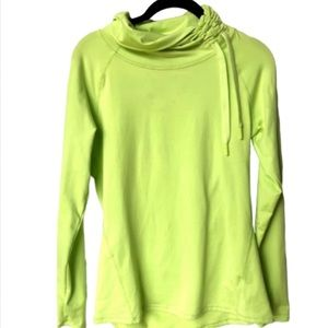 Layer 8 Performance Qwick-Dry Cowl Neck Pullover